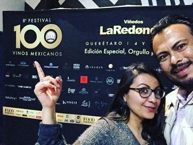 El 4 y 5 de marzo 2017 en Querétaro se realizará el Festival 100 Vinos Mexicanos en Viñedos la Redonda. Es la edición especial ¡Orgullo por México! + de 700 etiquetas, catas, espectáculos, recorridos por viñedos y vinícola y helitours 🚁 ¡Vamos! #100vinosmexicanos #ViajerosPorMéxico