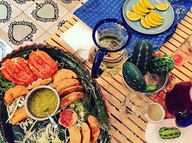 Sabores y colores #México #gastronomía