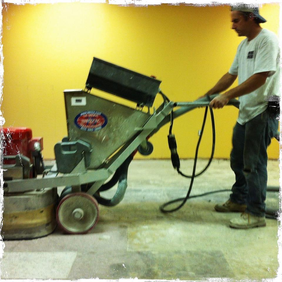 floor big work