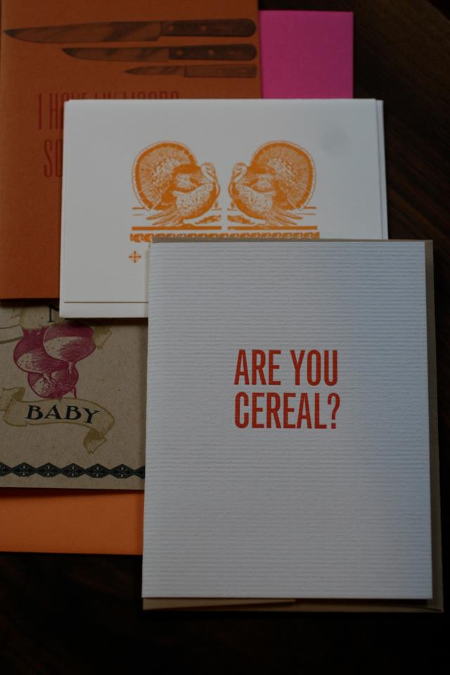 are you cereal card