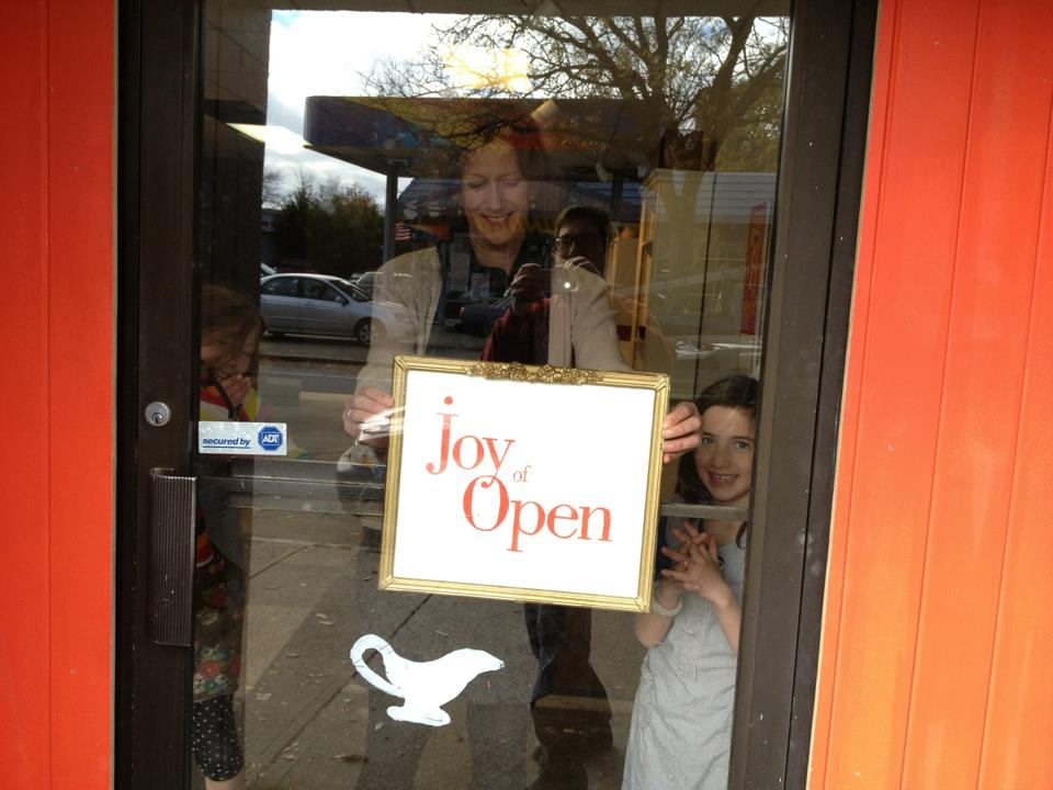joy of open