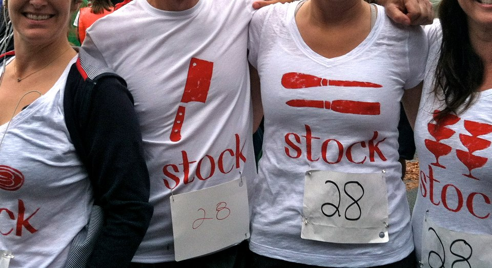 stock running