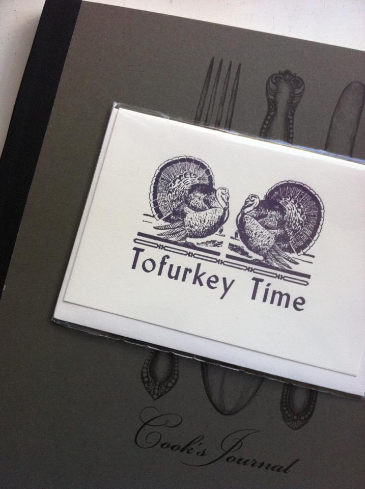 tofurkey time