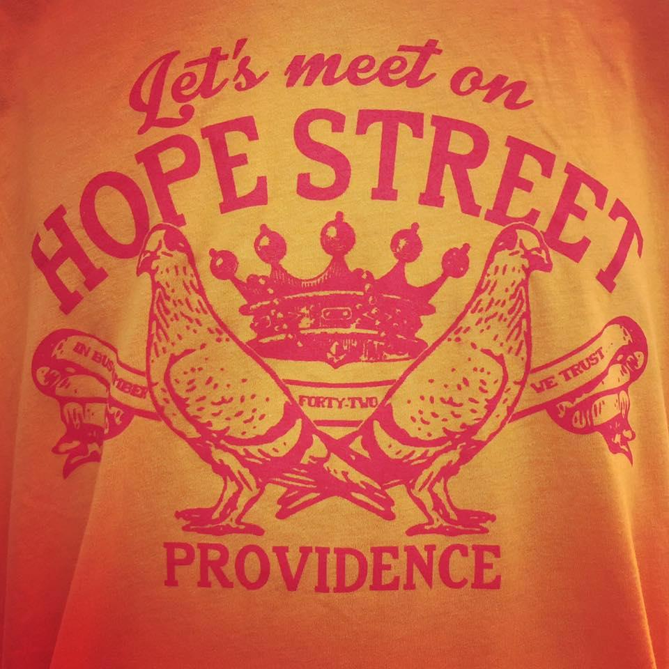 hope street tee