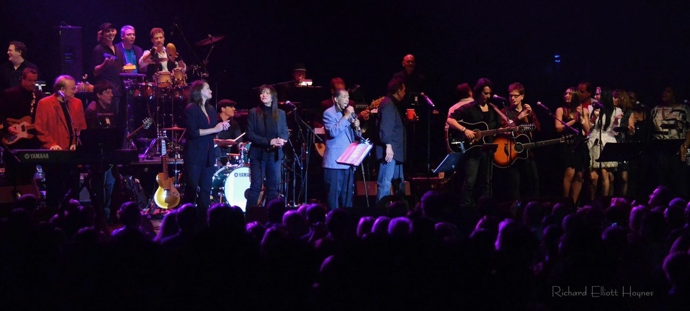 Ben E. King Hope Concert Red Bank, New Jersey 2012