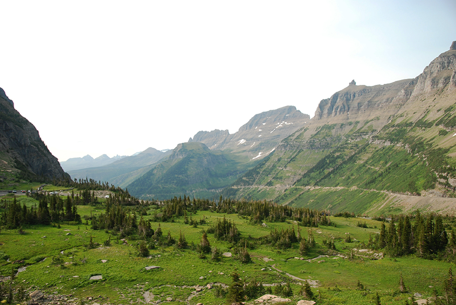 Glacier National Park's Going to the Sun Road
