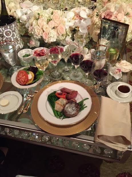Wine Tasting Dinner Sommelier South England London
