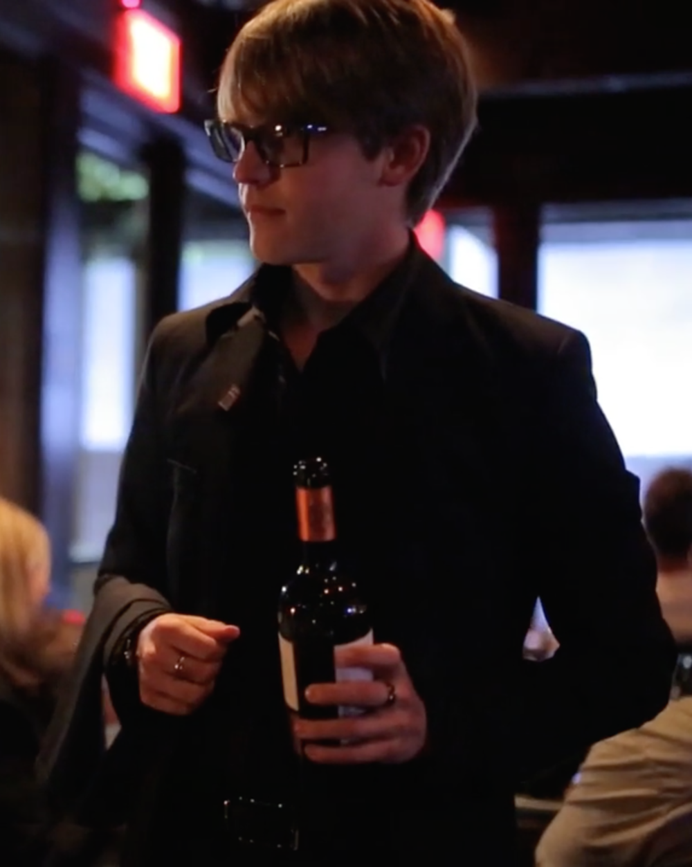 San Francisco Wine Specialist for Hire
