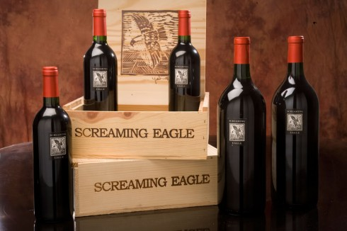 Screaming Eagle Rare Wine 100 points Best Sommelier Tasting