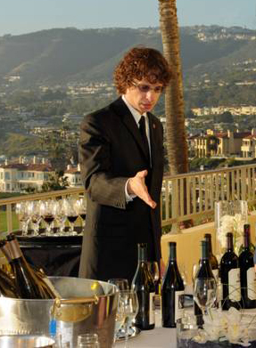 Wine expert Master Sommelier for hire Austin Houston San Antonio Hiring a Wine Professional