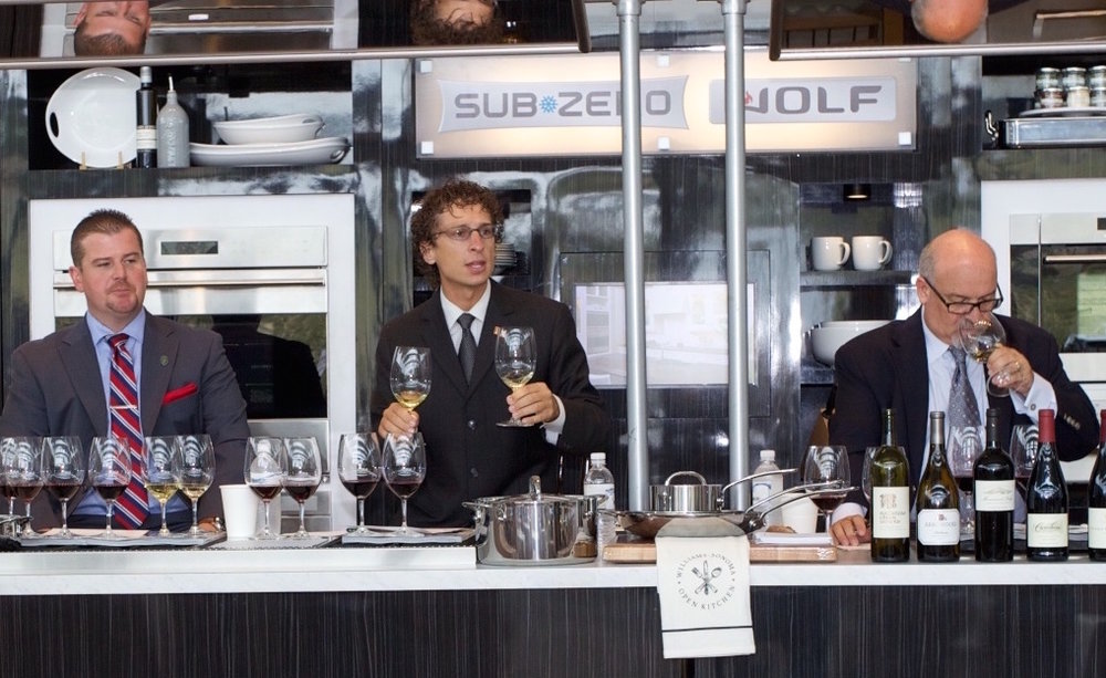 Find a Sommelier for Private Wine Tasting Event