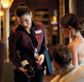 Sommelier for Wine Consulting Cellar Management
