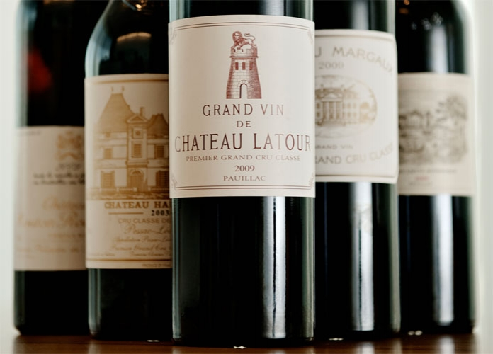 Bordeaux Investing Wine