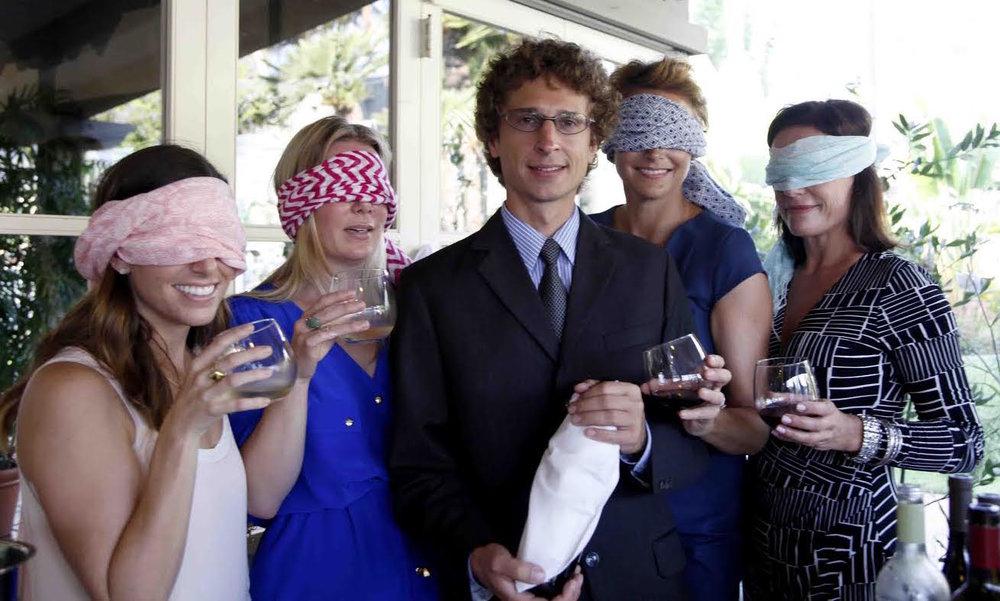 Sommelier Blind Tasting Competition
