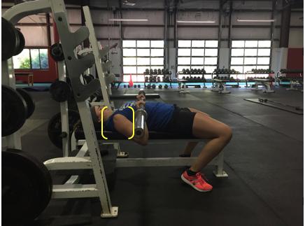Weak Shoulder Position