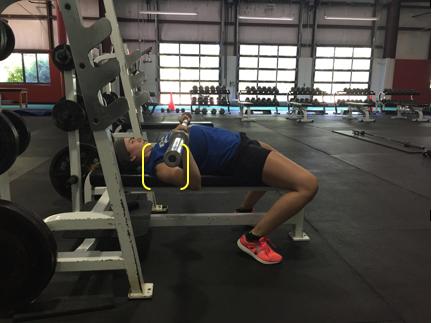 Stable Shoulder Position