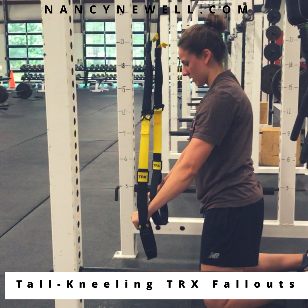 Fastpitch Friday Ep 31 Tall-Kneeling TRX Fallouts — NEWELL