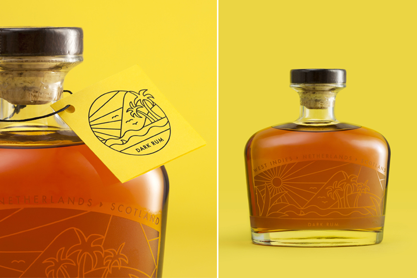 Rum Blender