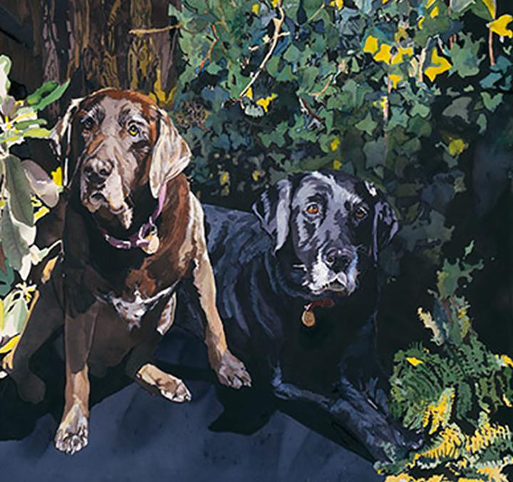 Ben and Duke