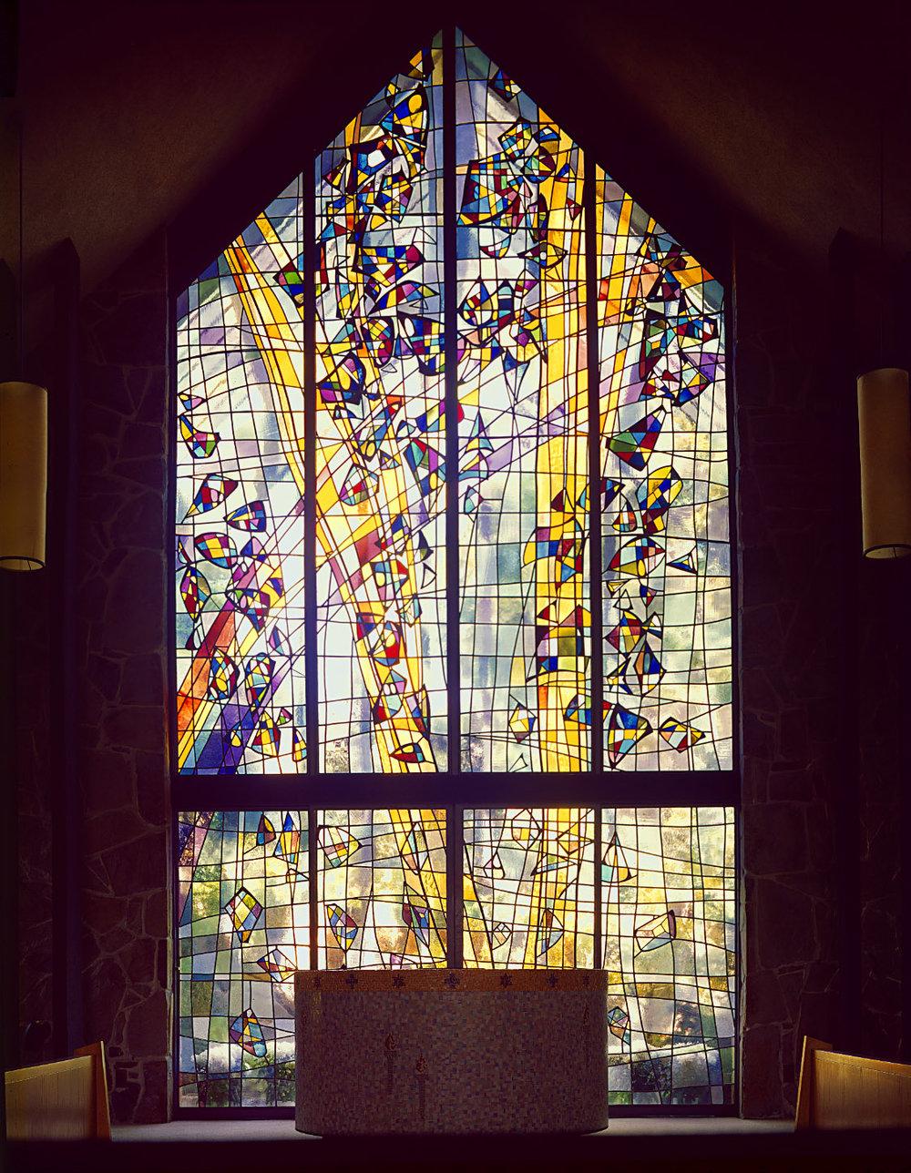 When Love Comes a Tumblin' Down   North Brae Community Church, Berkeley, CA (1953)