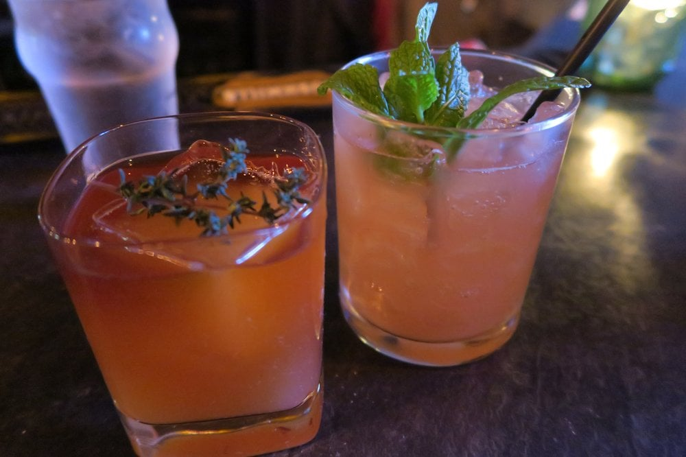 Cocktails starting at $5 on Monday Nights | photo courtesy of The North Left on Yelp