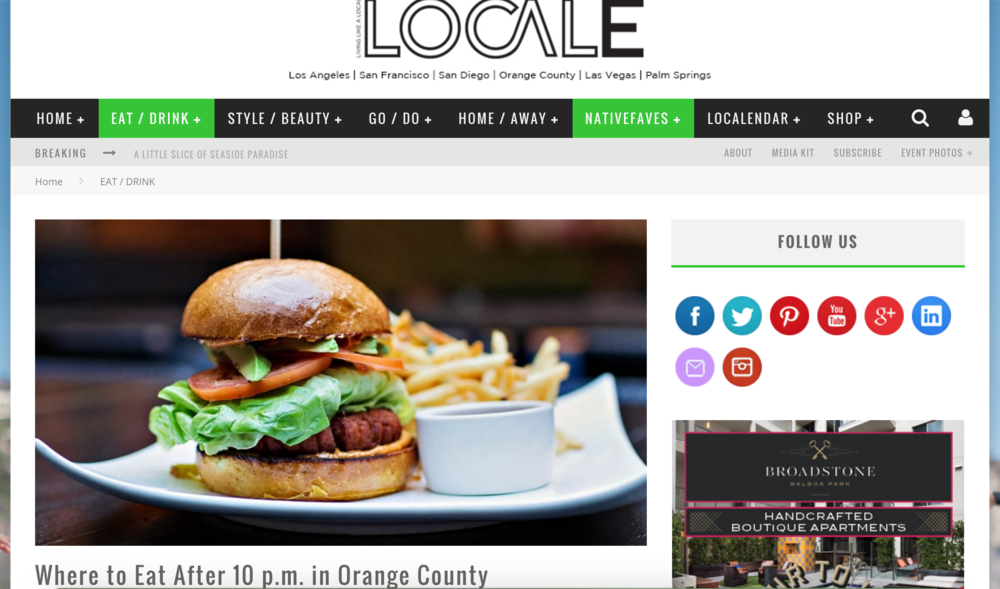 Locale Article highlights 4SM's Chunk N Chip late night sweet offerings and signature flavors