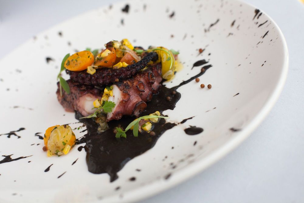 Grilled Spanish Octopus | photo courtesy of 100eats
