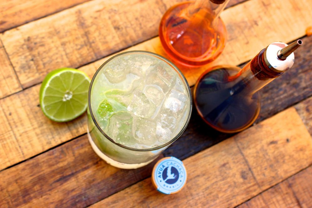 Caipirinha by  Recess , 4th Street Market | photo courtesy of 100eats