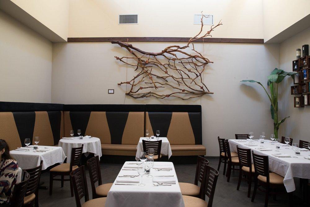 Interior of Connie Ho's Santa Ana restaurant, The Scotchery | photo courtesy of 100eats