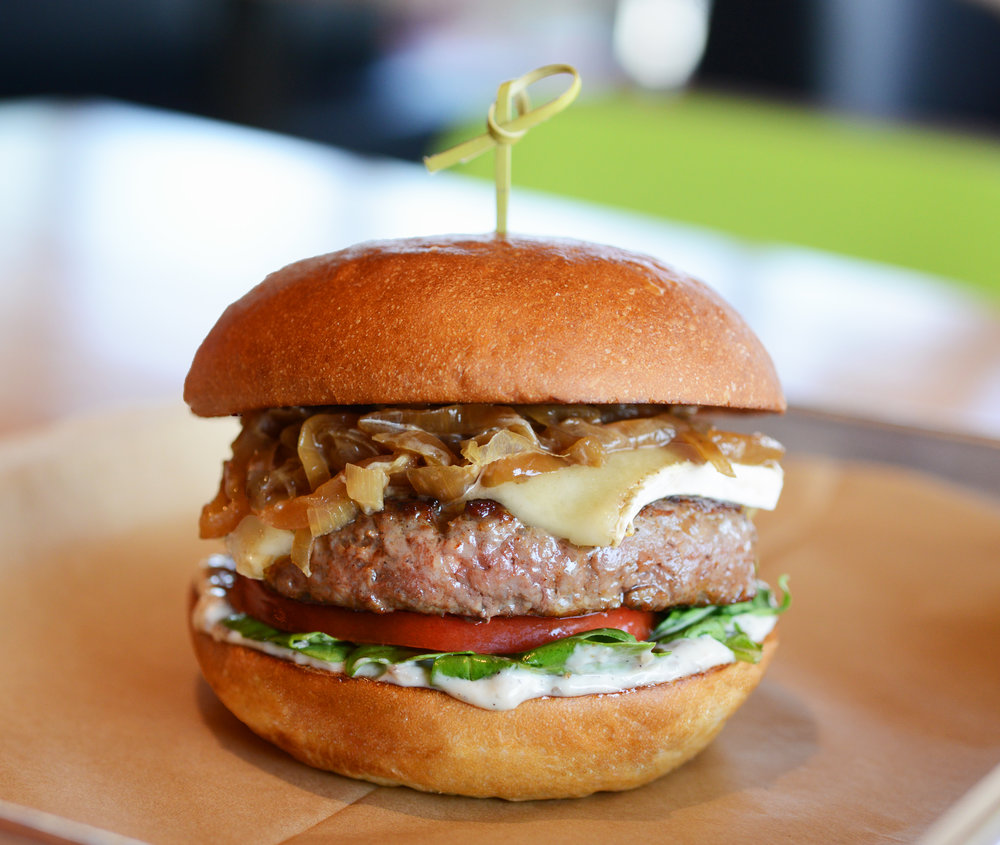 Hopdoddy's Primetime Burger | Photo courtesy of Hopdoddy Burger Bar