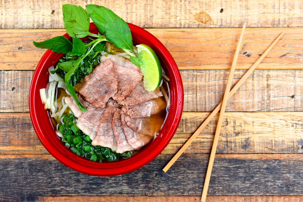 Pho | photo courtesy of 100eats