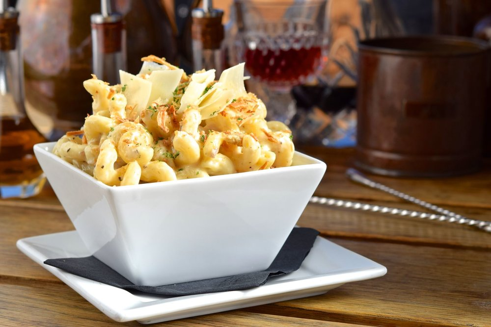Duck Confit Mac & Cheese | photo courtesy of 100eats