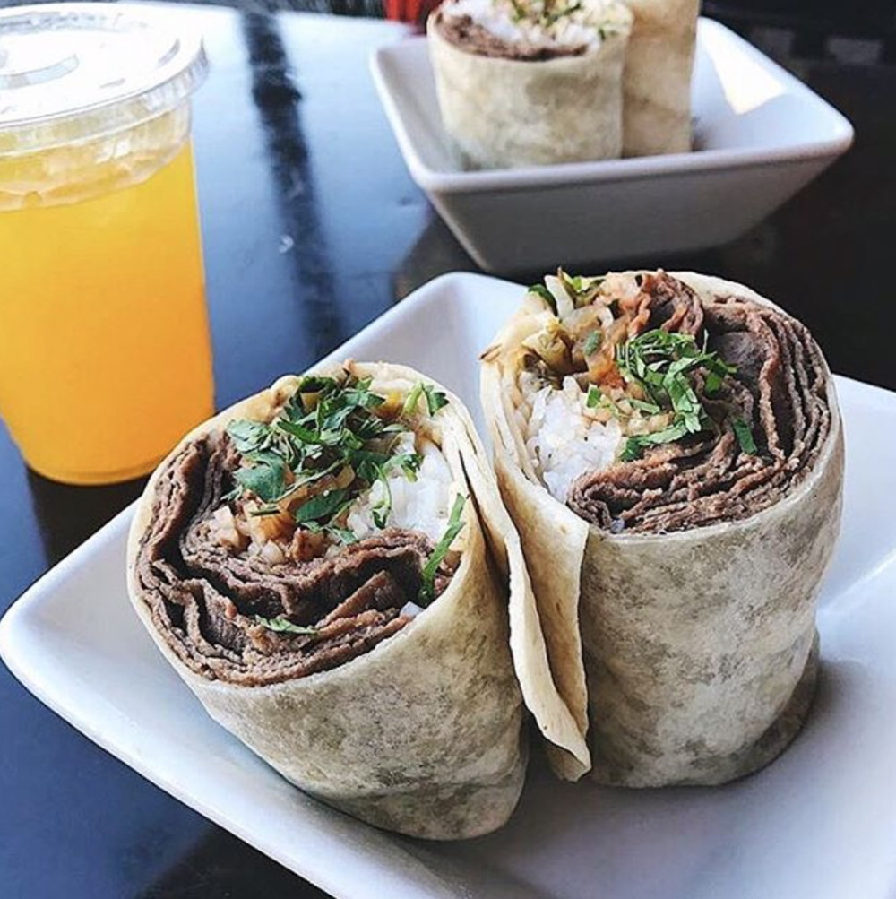 Komodo's elusive Phorrito | Photo courtesy of Komodo via Instagram