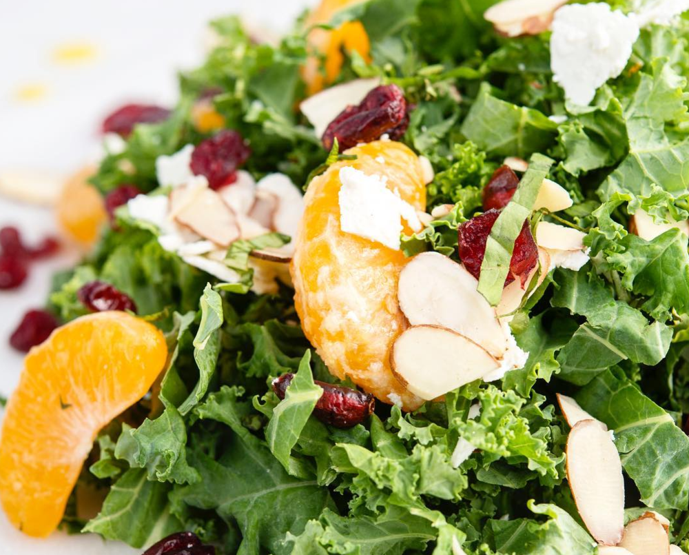 Build Your Own Salad at Greenleaf | photo courtesy of Greenleaf