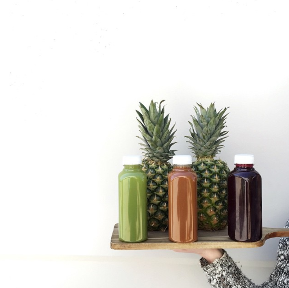 Birdie is the cutest juicery in town, located within The OC Mix | photo courtesy of Birdie