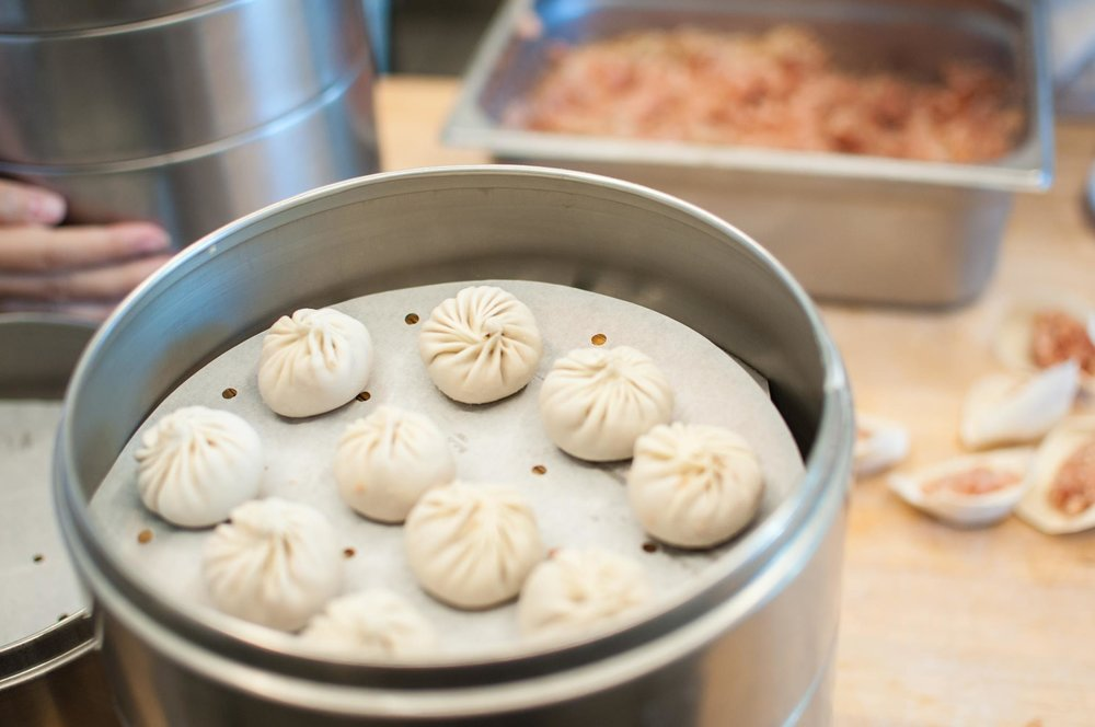 Little dumplings for little hands! Din Tai Fung at South Coast Plaza provides top-notch Dim Sum for both youngsters and grown ups alike | photo courtesy of Din Tai Fung