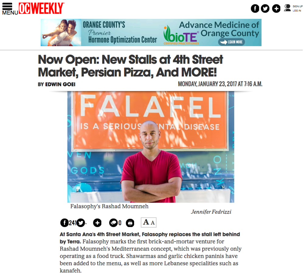 OC Weekly highlights new tenants at 4SM