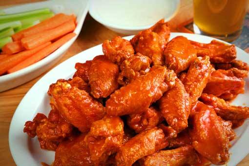 Anchor Bar's World Famous Wings need to be on your bucket list | photo courtesy of Anchor Bar