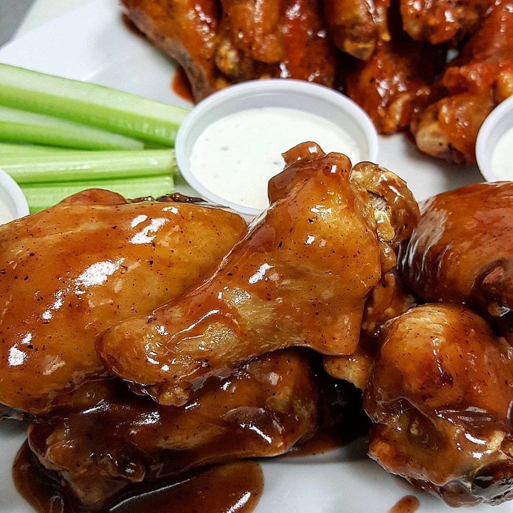 Top-notch stop for wings in Vegas this National Wing Day | photo courtesy of Wing King