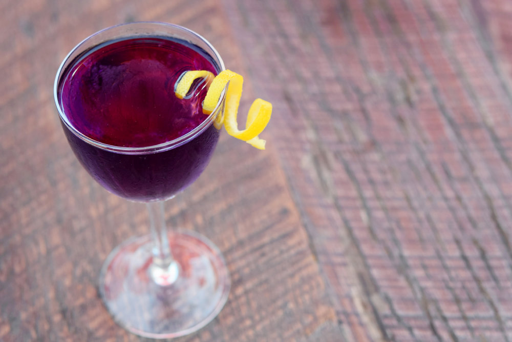 Specialty Cocktails at The Recess Room | photo courtesy of 100eats