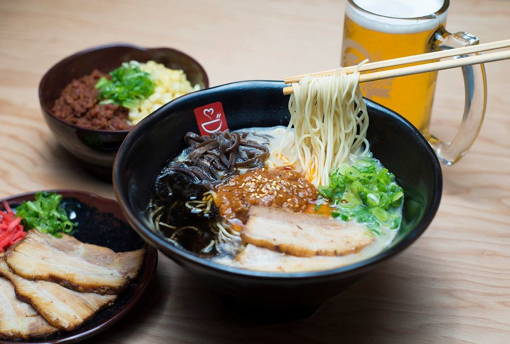 Ramen is never to be forgotten when it comes to noodles. Visit Tatsu Ramen in LA for a flavorful experience