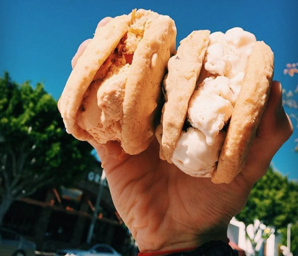 Dessert first at Diddy Riese | photo courtesy of Diddy Riese on instagram