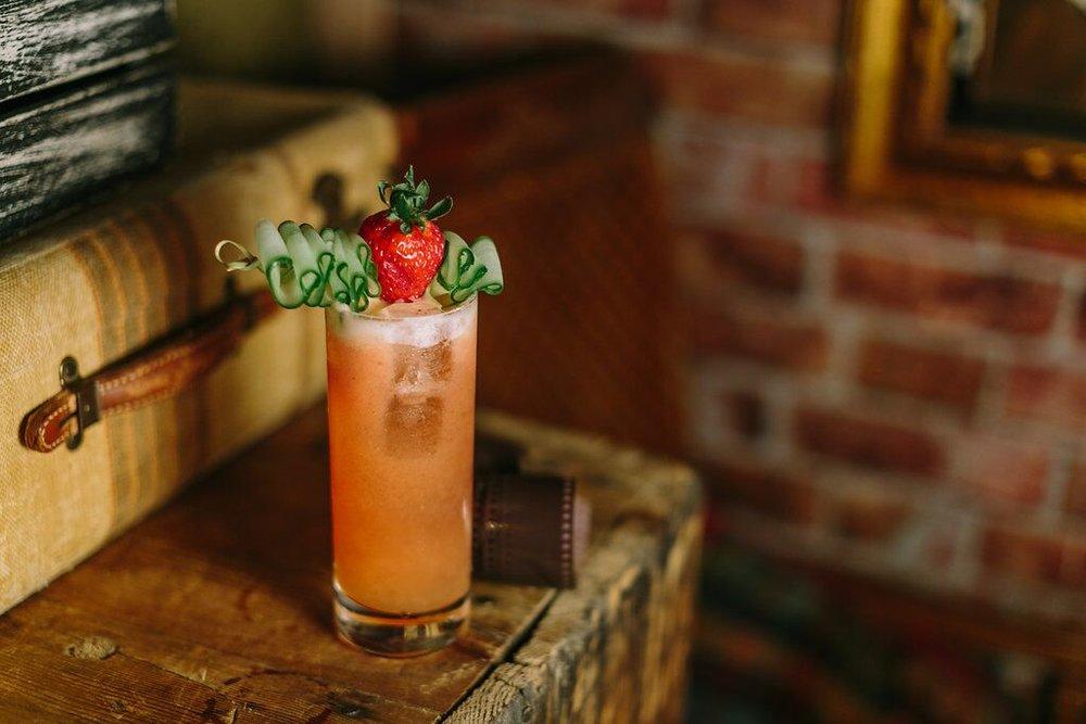 Deadpool cocktail | photo courtesy of Sarah King
