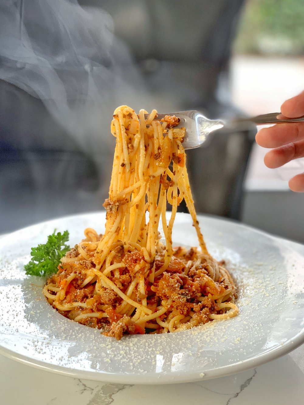 The Utopia Euro Caffé pasta dishes will have you wiping your plate clean | photo courtesy of 100inc Agency