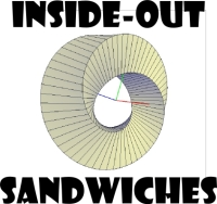 Inside Out Sandwiches