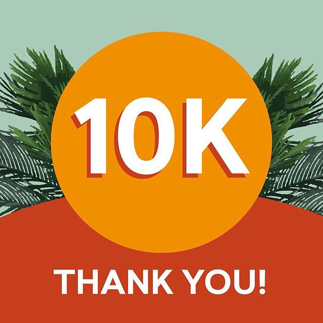 Thank you for helping us grow to 10k! You are the most important part of the BGM community! Here's to highlighting more Black Women and Women of Color, creating spaces for you to be the best version of yourself, and giving a platform for women to speak up about what they believe in. #blackgirlmagik