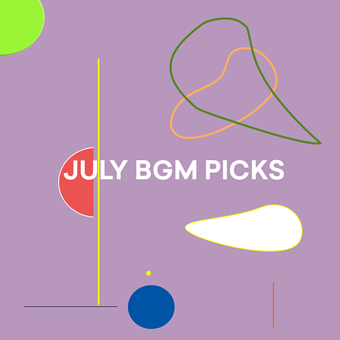 Has July been treating you well? It's about to get even better, BGM Picks are here. It's got a summer time escape the heat kind've groove with covers by @indiashawn and @shayliasphere. AND your favorite DJ @poeticgroove blessed us with a mix filled with #vibes and gems. Get into it!