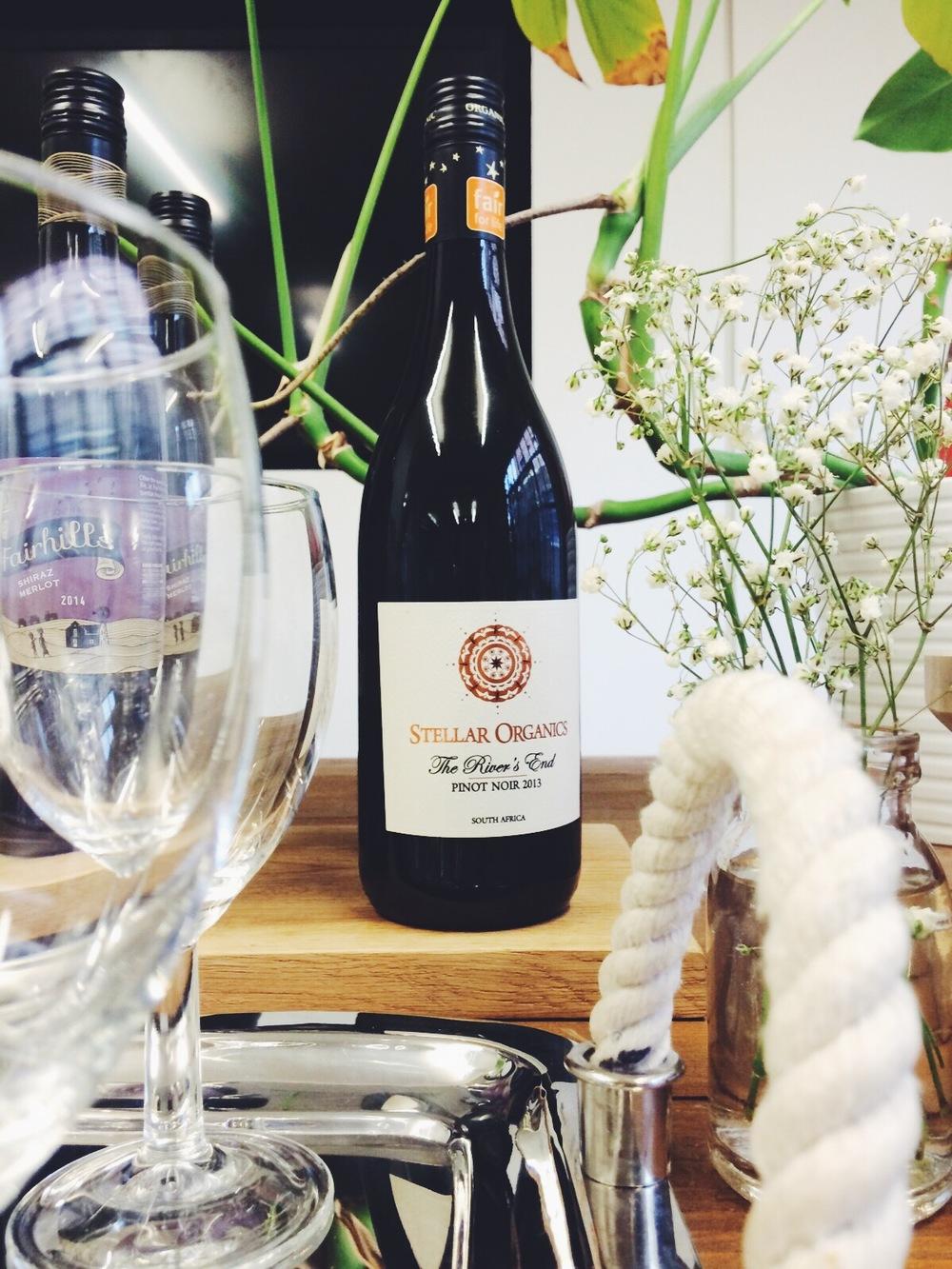 Stellar Organics Wine