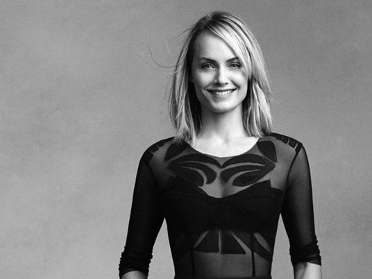 Amber Valletta Master & Muse Mysource