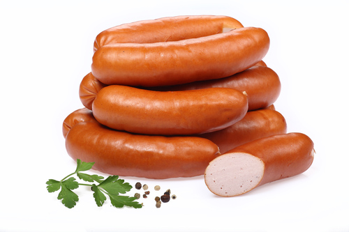 Pork Hot Dogs
